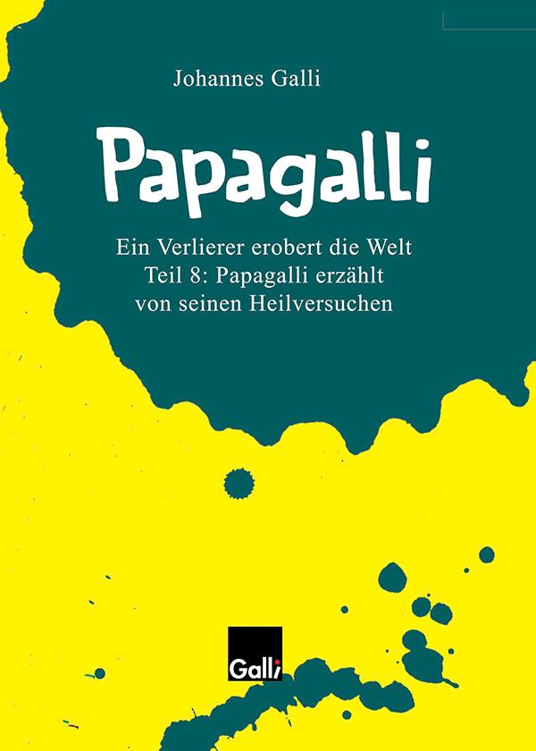 Papagalli – Teil 8: Papagalli Erzählt Von Seinen Heilversuchen