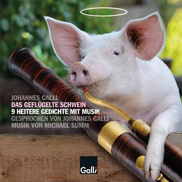 Das Geflügelte Schwein