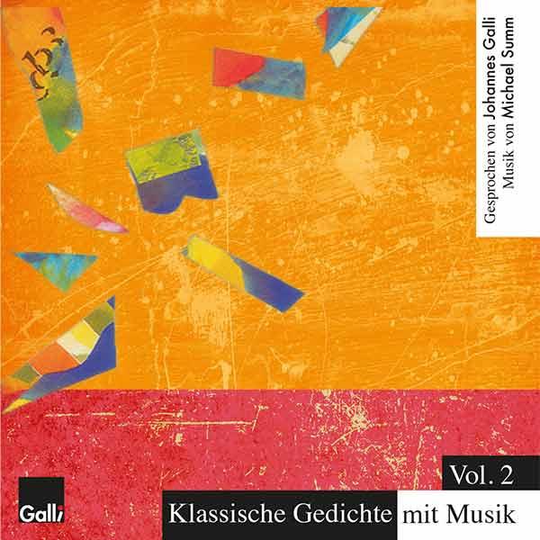 Klassische Gedichte Mit Musik, Vol. 2