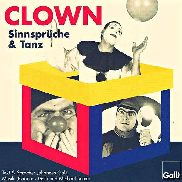 Clown – Sinnsprüche Und Tanz