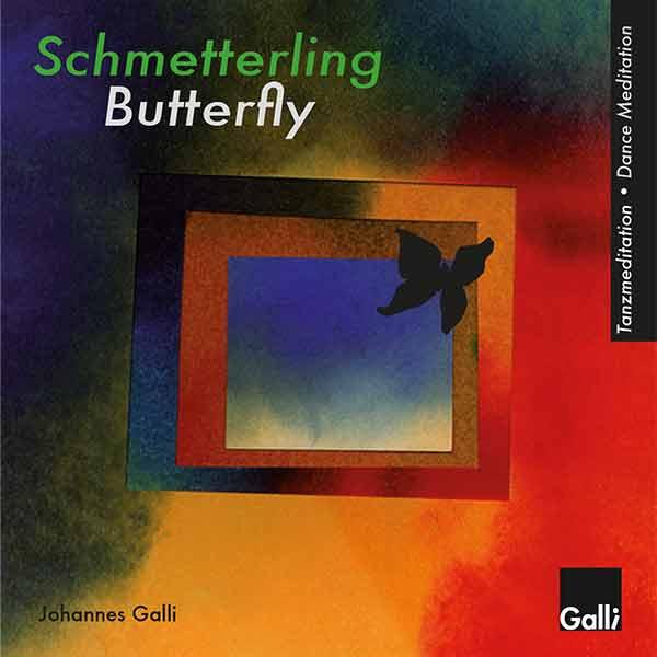 Tanzmeditation Schmetterling
