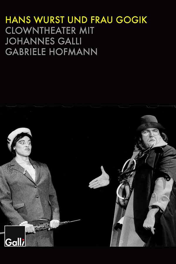 Hans Wurst Und Frau Gogik