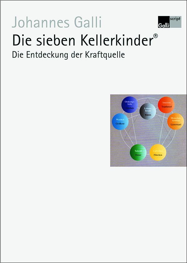 Die Sieben Kellerkinder® – Erster Band: Die Entdeckung Der Kraftquelle