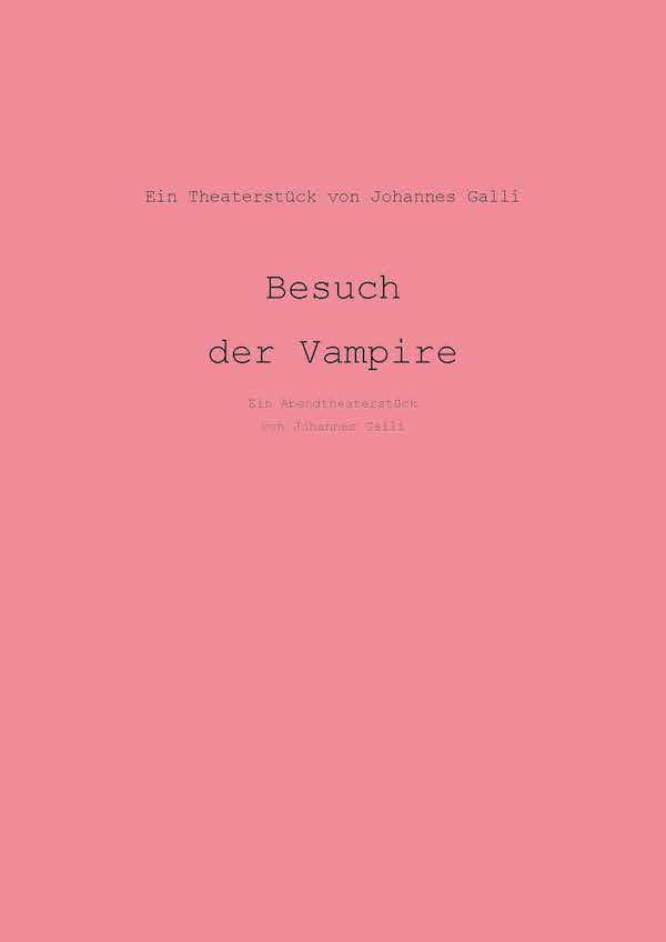 Besuch Der Vampire