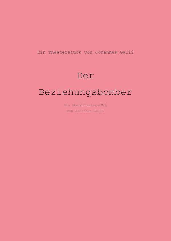 Der Beziehungsbomber