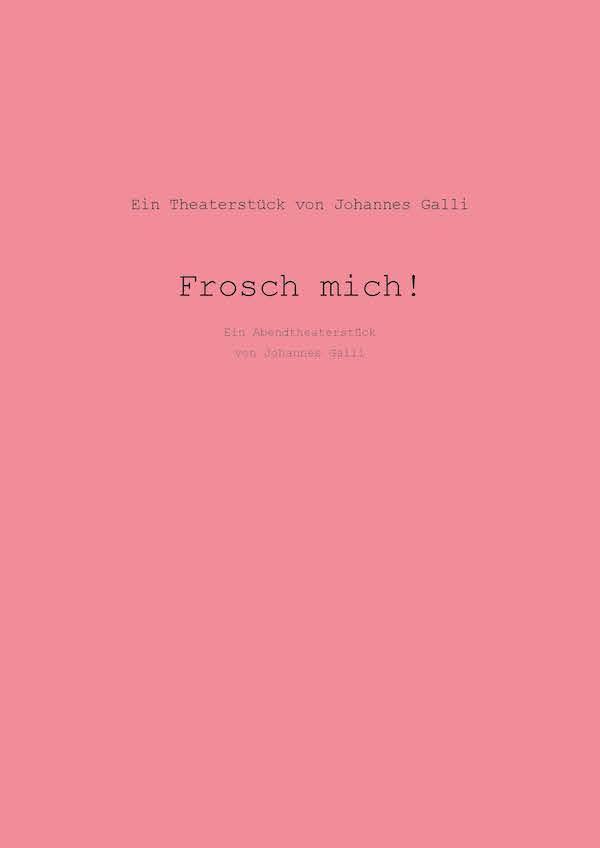 Frosch Mich