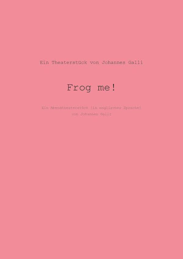 Frog Me